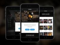 AMP Drawer | Google AMP Mobile Template