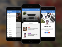 AMP Stories | Google AMP Mobile Template