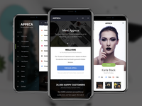 Appeca Mobile | Ultimate Premium Mobile Template