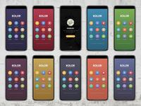 Kolor Mobile | Premium Mobile Template