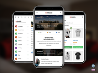 Be Mobile | Mobile WordPress Theme (WooCommerce Ready)