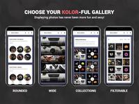 Kolor Mobile | Mobile Template