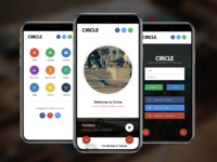 Circle Mobile | Mobile Template