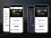 Vinga Mobile | Mobile Template