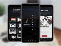 AMP Photo | Mobile Google AMP Template