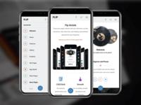 Flip 3D Mobile | Mobile Template
