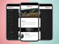 ProMobile | Premium Mobile Template