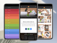 Strips | HTML Mobile Template