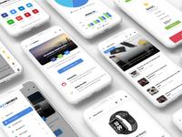 Eazy Mobile   Premium Mobile Template