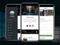 AppBar   HTMLMobile Website & Hybrid App