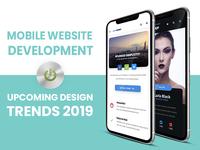2019 Mobile Website Design Trends