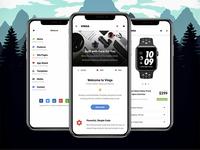 Vinga Mobile | MobileTemplate + PhoneGap & Cordova App
