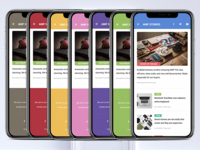 AMP Stories   Mobile Google AMP Template