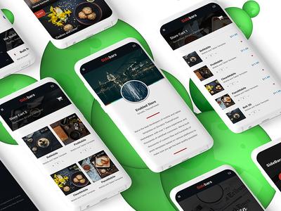 Sidebars 3D   PhoneGap & Cordova App