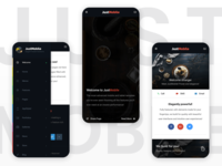 Just Mobile | Mobile Website Template