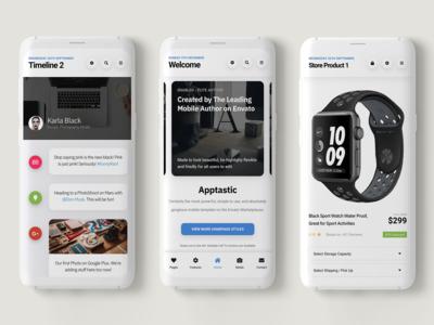 Apptastic | PhoneGap & Cordova App