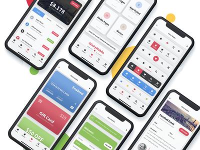 Sticky Mobile 2.0   Mobile Website Template & PWA