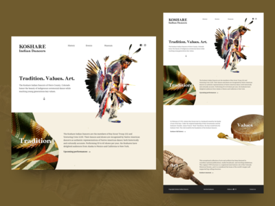 Koshare Indian Dancers Homepage Comp