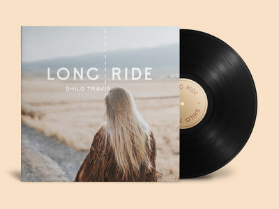 Long Ride Album Cover Concept