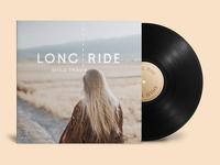Long Ride Album Cover Concept