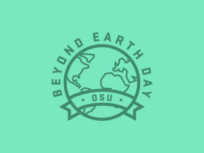 Beyond Earth Day logo
