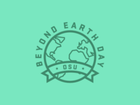 Beyond Earth Day logo
