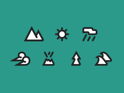 Biome icons