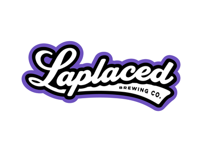 Laplaced Brewing Co wordmark