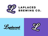Laplaced logo work