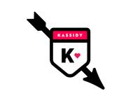 K badge