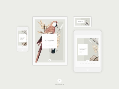 The Flying Muse | New Branding welcome guide photographer branding minimal branding website design print layout pricing guide design graphic design branding