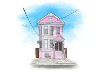 Oakland Victorian #3