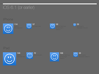 iOS 6/7 icon generator
