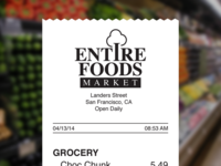Entire Foods Market