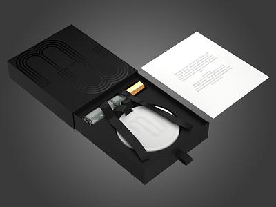 PARIS MAZE - Product Rendering petant box rendering modelling designing design branding