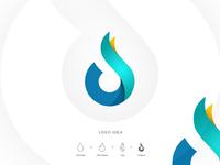 Oil & Gas Logo Concept