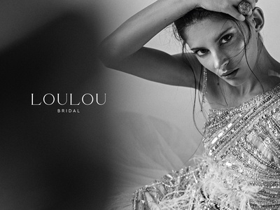Loulou Bridal — Identity