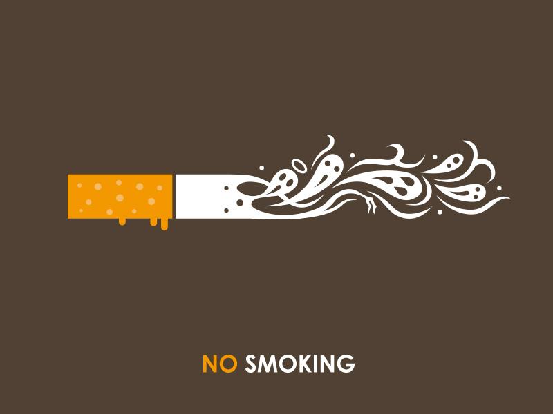 No Smoking by zhouwenzhe   Dribbble   Dribbble