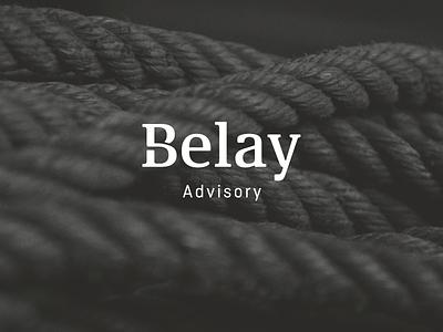 Dribble Belay 02 brand messaging logomark icon identity branding logo