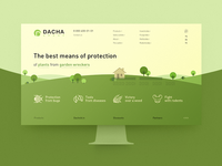 Dacha Group site concept