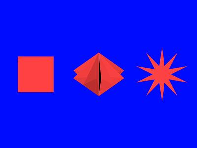 The Ruby Star identity ruby on rails star ruby illustration design branding logo 3d animation