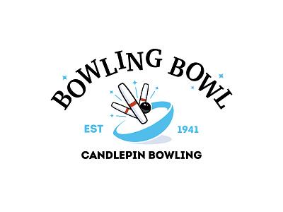 Bowling Bowl candlepin bowling logo maine bowl bowling