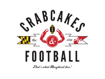 Crabcakes & Football
