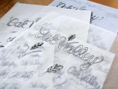 Oak valley sketches