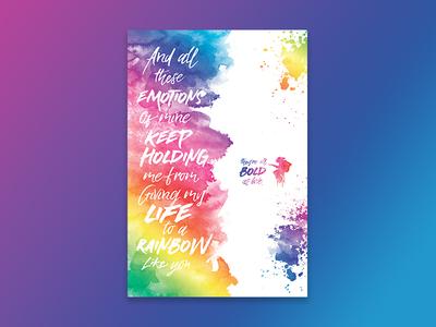 Jimi Hendrix - Bold As Love (Rainbow)