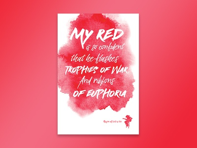Jimi Hendrix - Bold As Love (Red)