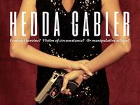 Hedda Gabler Postcard