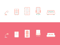 House objects icons