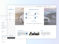 Transvision homepage