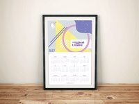 2017 Egghead Creative Calendar